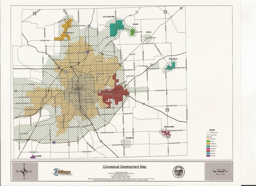 Allen County Conceptual Plan