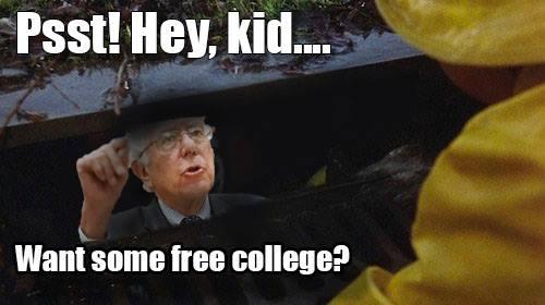 Sanders college